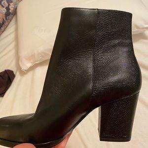 Michael Kors Black Booties - Size 7.5